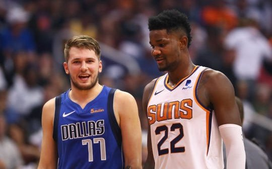 Image for Why Losing Rookie of the Year is Good For Deandre Ayton