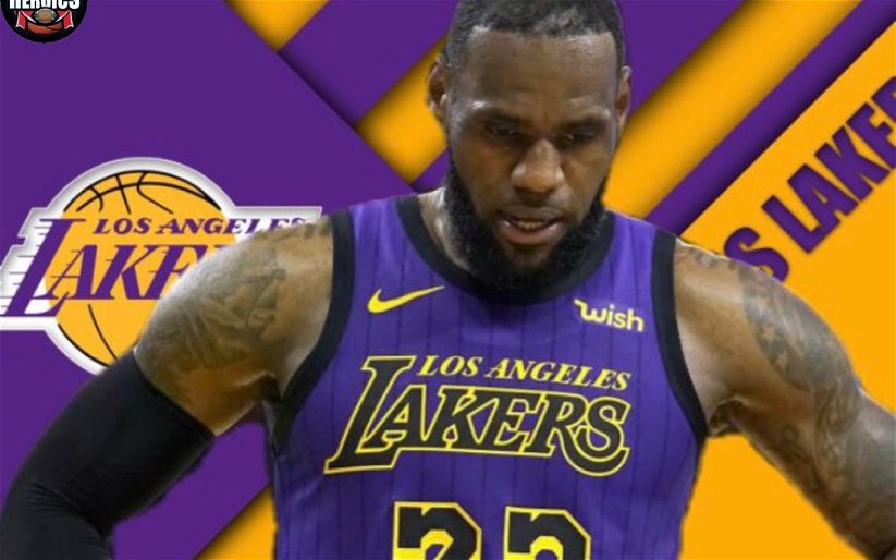 Image for Los Angeles Lakers Season Review