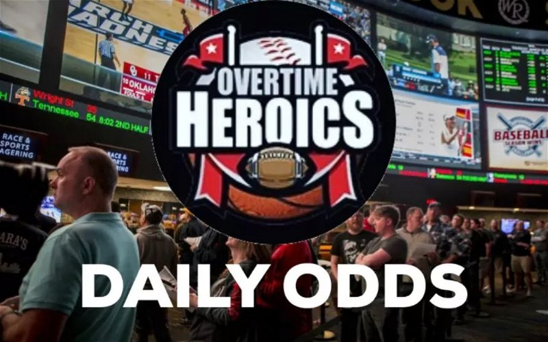 Image for OTH- Daily Odds 7/5/19