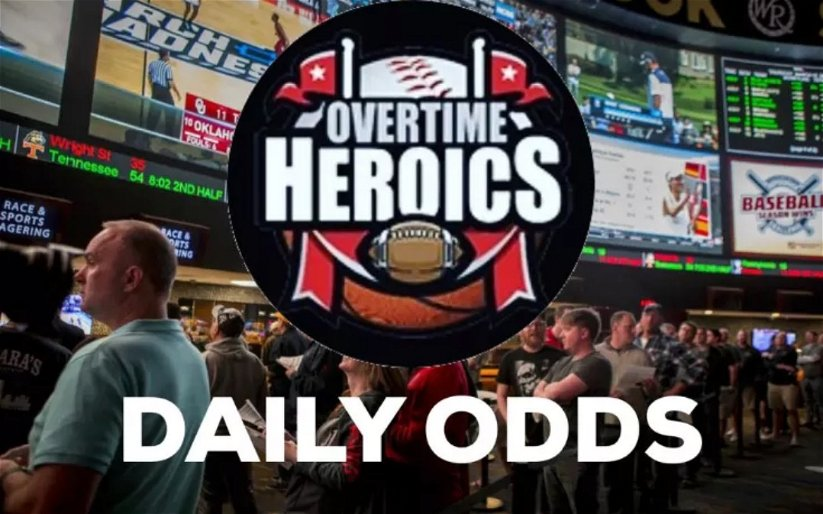 Image for OTH- Daily Odds 7/22/19