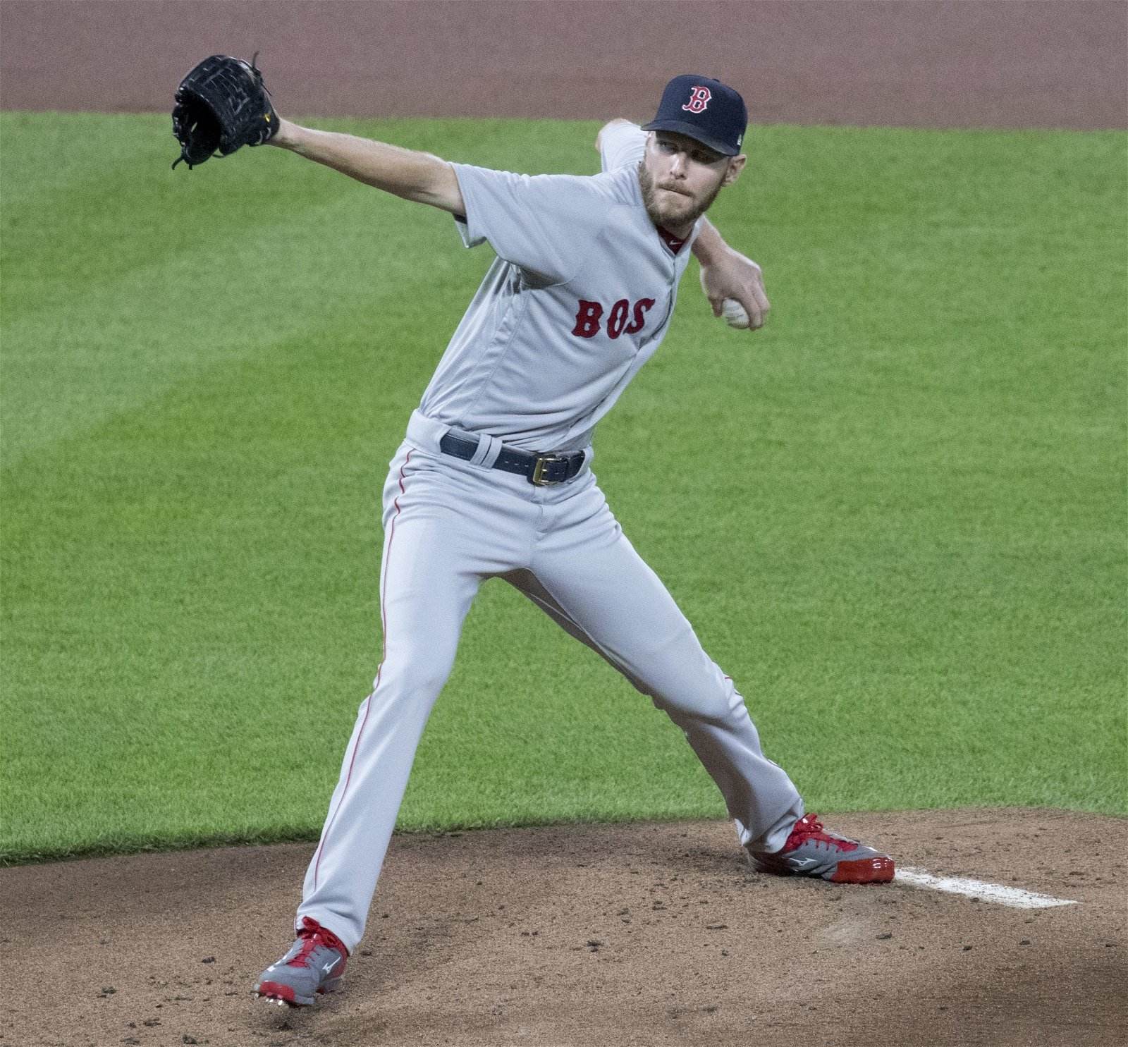 Chris Sale Featured Image