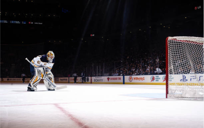 Image for The Buffalo Sabres Goalie Quandary