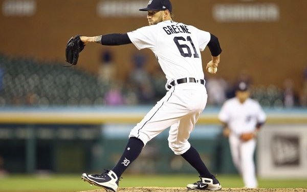 Image for The Detroit Tigers Need to Trade Shane Greene