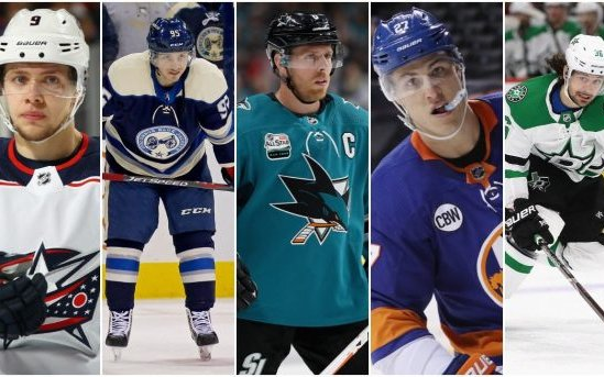 Image for NHL Free Agency 2019 Live Tracker, Blog and Updates