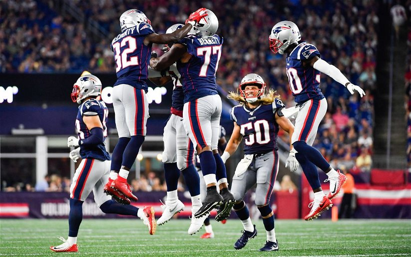 Image for Predicting The Patriots 53-Man Roster, Part One