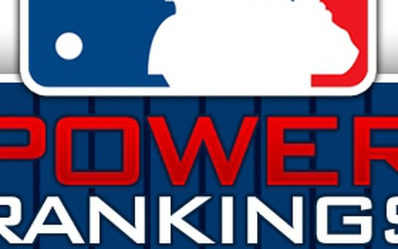 Image for OTH MLB Power Rankings