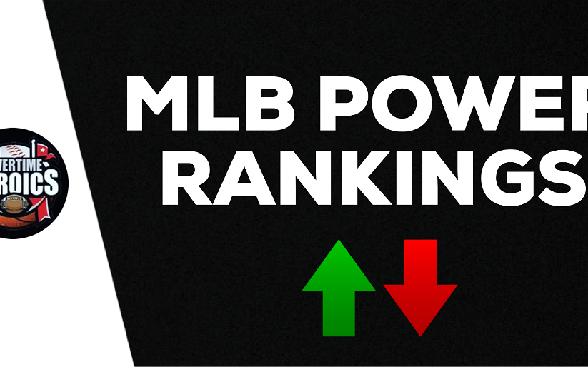 Image for OTH MLB Power Rankings: 8/20