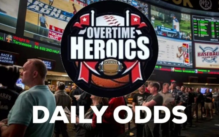 Image for OTH- Daily Odds 8/22/19