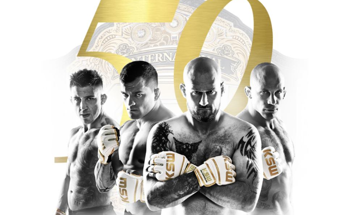 Image for Philip De Fries finds a new Opponent for KSW 50