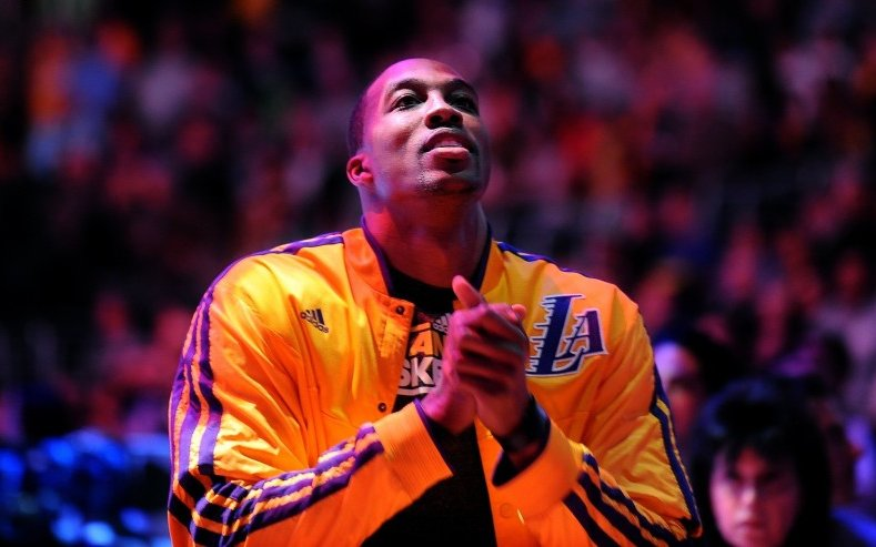 Image for Breaking News: Dwight Howard working on possible Lakers return