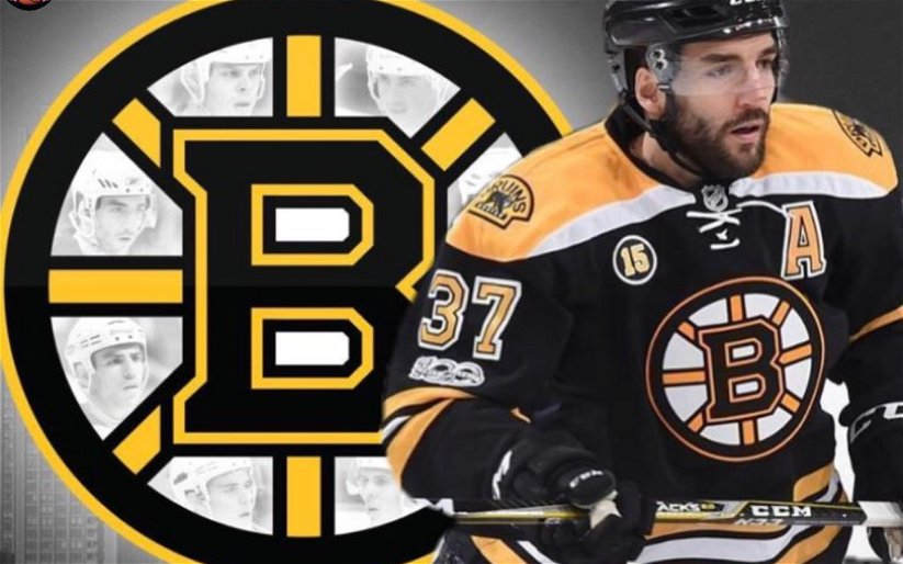 Image for Bruins Report Cards: Patrice Bergeron