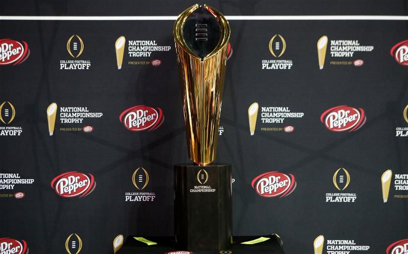 Image for College Football Playoff Watch: Week 4