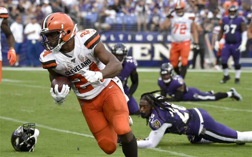 Image for Is Nick Chubb the Best Player on the Browns?