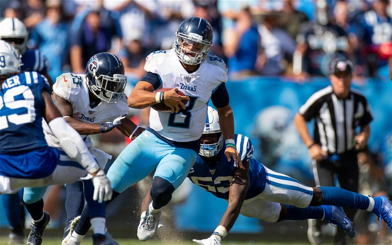 Image for Same Ole Titans Fall Flat Against the Colts
