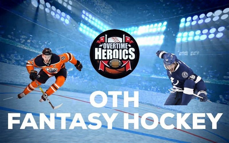 Image for Fantasy Hockey Rankings: Way Too Early Right Wing Edition