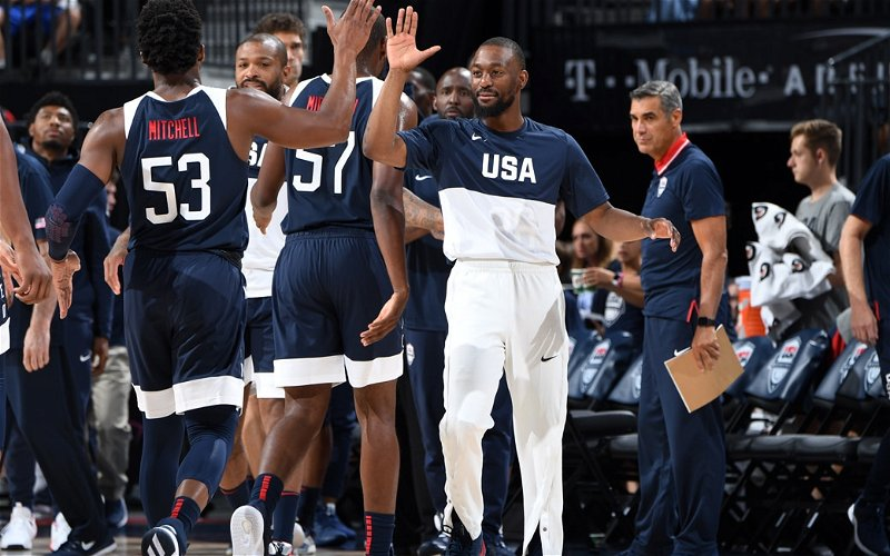 Image for Team USA Falls To France in Quarterfinals of FIBA World Cup