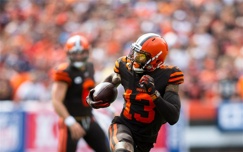 Image for Browns Roster Breakdown: Wide Receiver