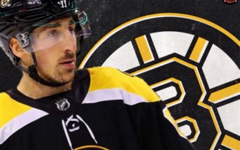 Image for Bruins Report Card: Brad Marchand