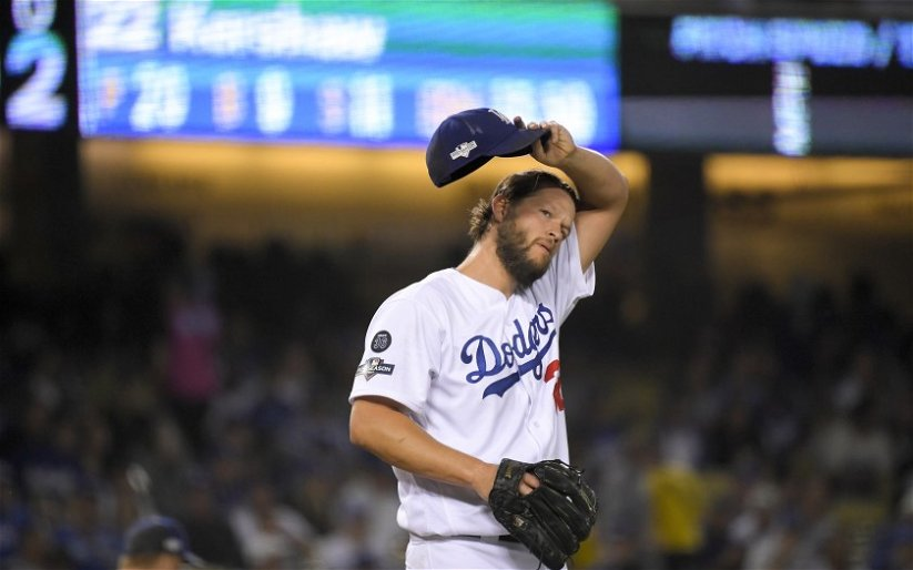 Image for The Dodgers and Clayton Kershaw