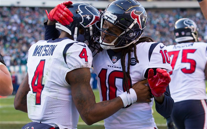 Image for Houston Texans Take Control of the AFC South