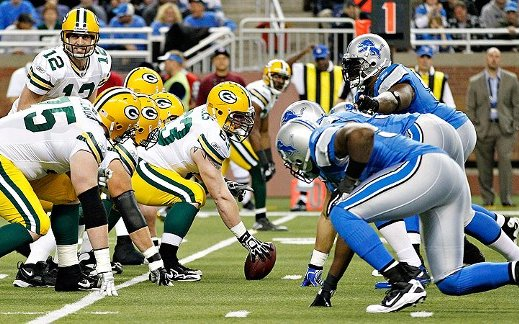 Image for Packers vs Lions Week Six Preview