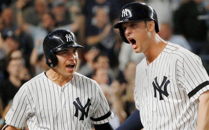 Image for Yankees Release Ellsbury, Bird and More