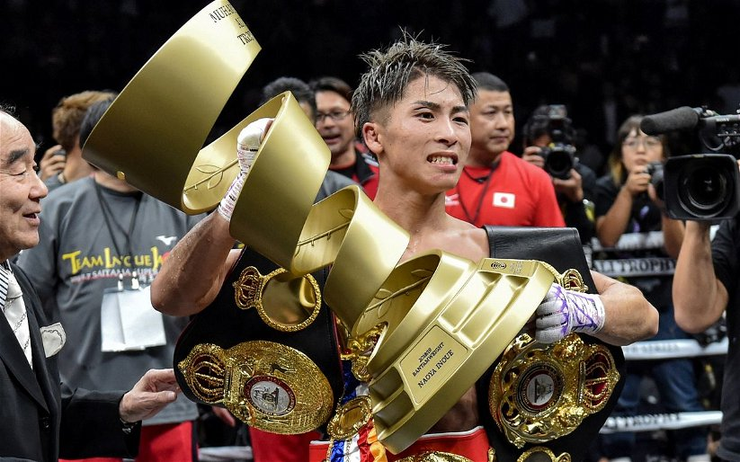 Image for Inoue Exposed After Difficult Test From Veteran Donaire? (While Unifying Titles, C'mon…)