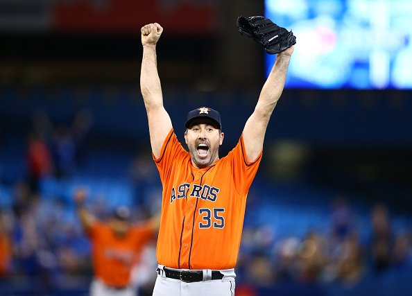 Verlander is among the 2019 AL Cy Young Award candidates