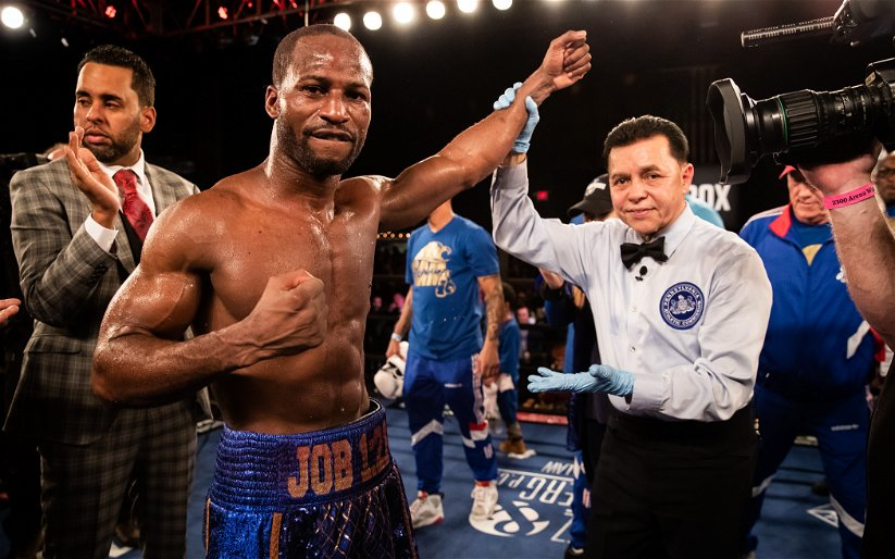 Image for Samuel Teah Defeats Sonny Fredrickson at 'The Final Round' of Fight Night DC