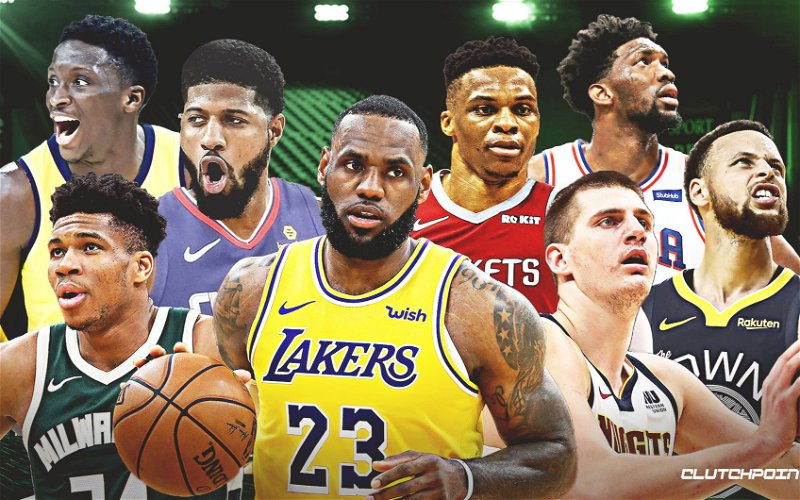 Image for Top 100 current NBA Players: 80-100