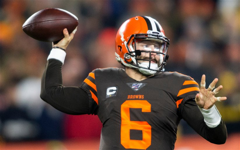 Image for Baker Mayfield, Browns Rebound with 35-30 Win