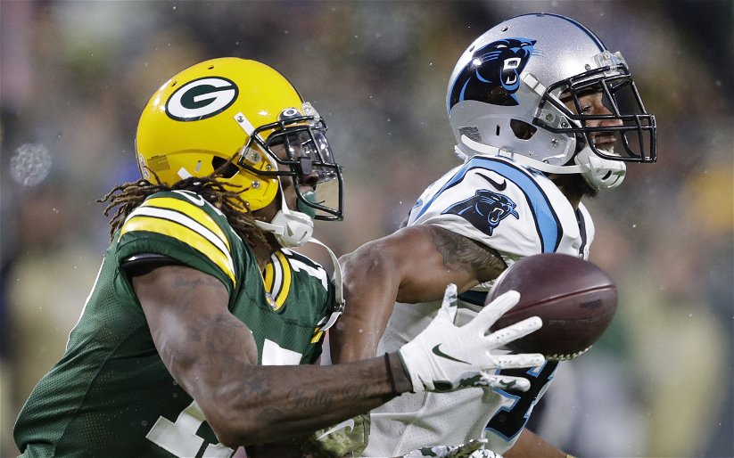 Image for The Packers Successfully Bounce Back vs. Panthers