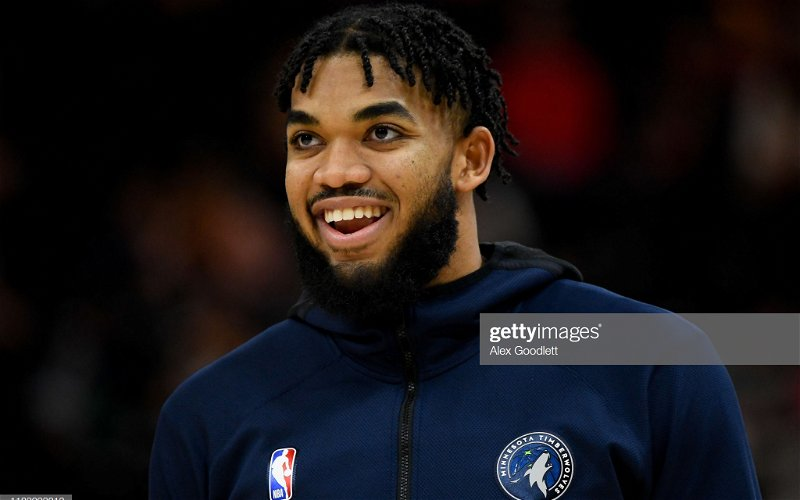 Image for T'Wolves Topple Jazz