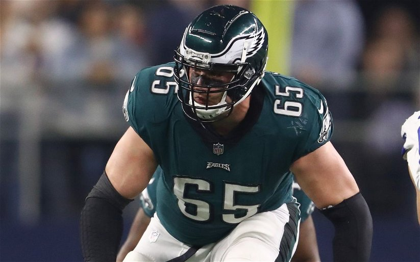 Image for Breaking: Lane Johnson Signs Extension with Eagles
