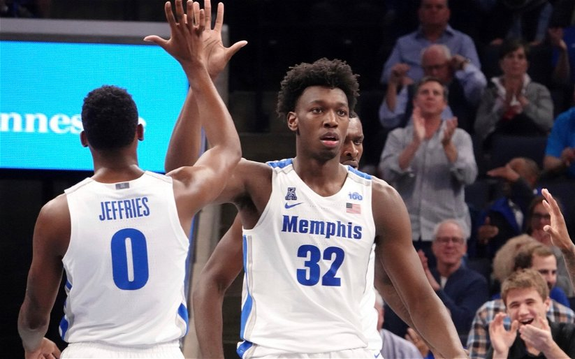 Image for Wiseman ruled ineligible prompting Memphis vs NCAA