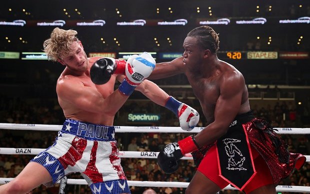 Image for KSI Decisions Logan Paul; 3 Reasons This Was Real Boxing