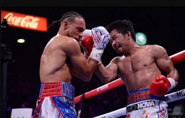 pacquiao thurman fight