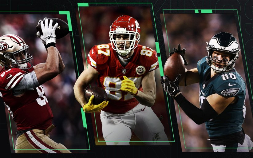 Image for Start and Sit Week 12: Tight Ends