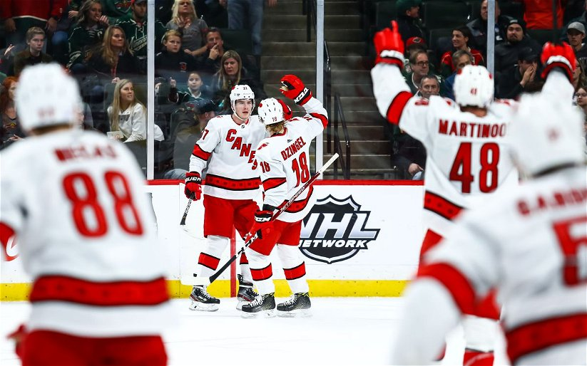 Image for Hurricanes Are Playing Better Lately, Just Not Perfect