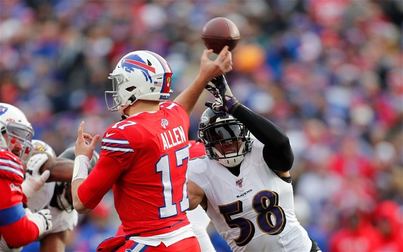 Image for Defense Powers Ravens to Playoff Berth