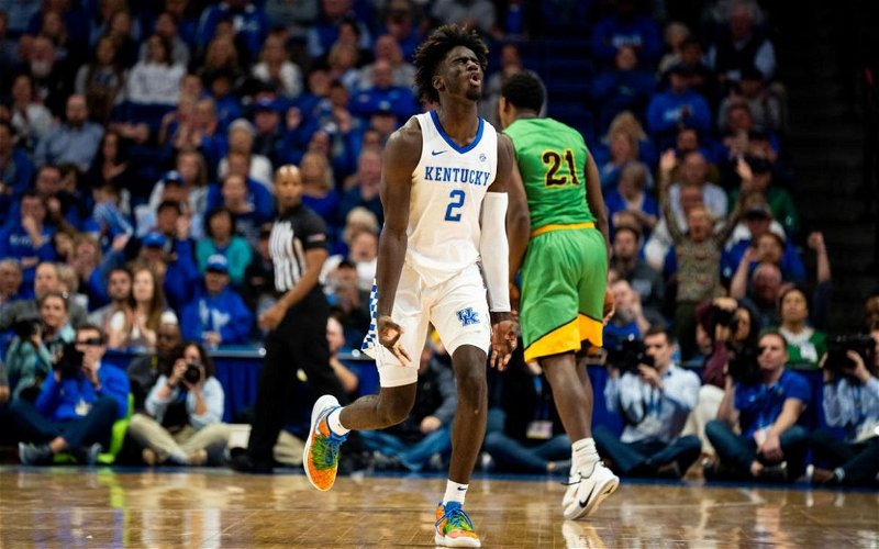 Image for Who Should Start at Small Forward for Kentucky?