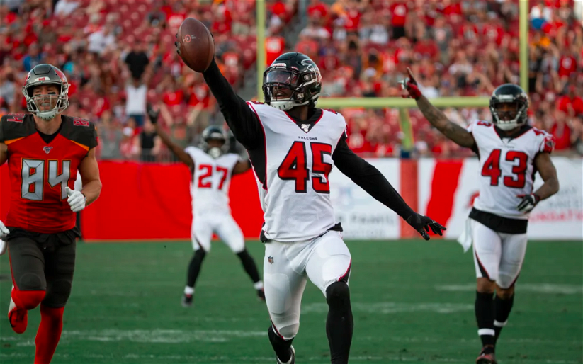Image for Bucs-Falcons Recap: 30 for 30