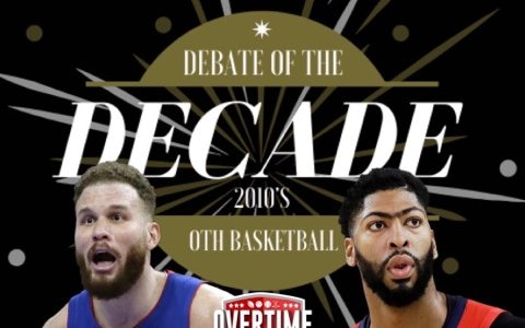 Image for Anthony Davis vs. Blake Griffin: Player of the Decade