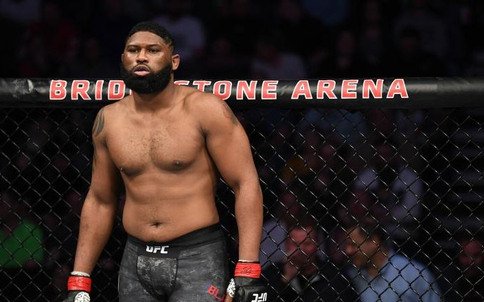 Image for Interview with Curtis Blaydes Ahead of UFC Raleigh and What he Thinks of Tyson Fury in the UFC!