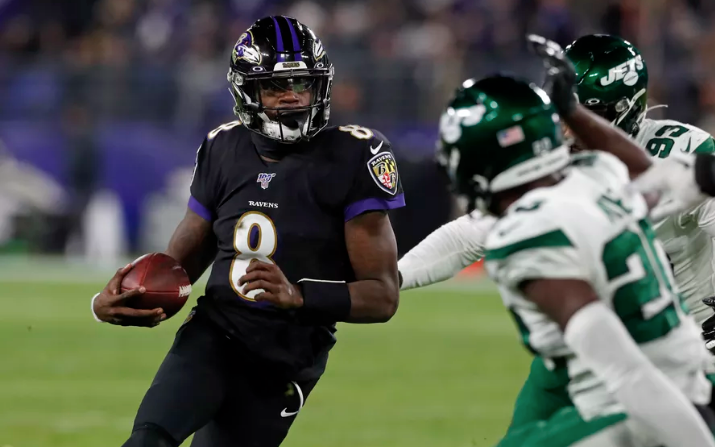 Image for Jets Fall Short in Baltimore – Ravens Secure Division