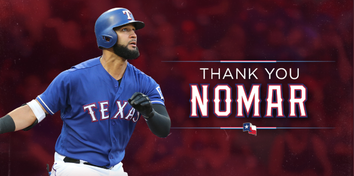Nomar Mazara traded to the ChiSox