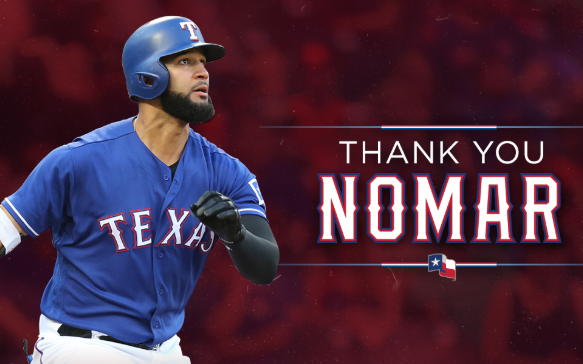 Image for Nomar Mazara Trade W/Chi Sox Alleviates Crowded OF