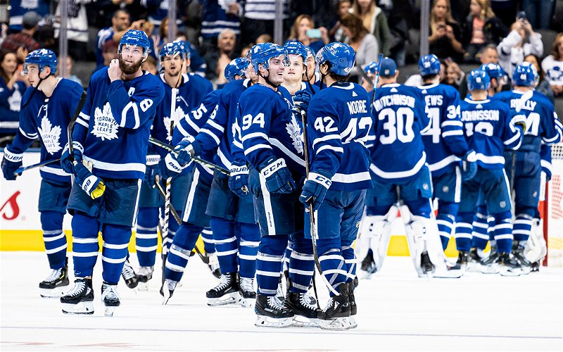 Image for Toronto Maple Leafs: Not All Doom and Gloom