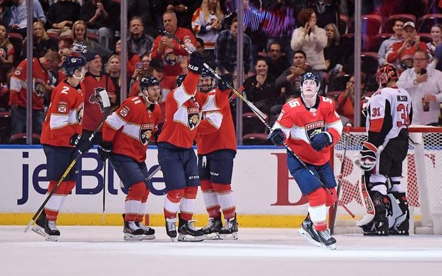 Image for Florida Panthers: Week That Was and the Week to Come