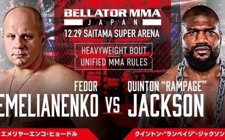 Image for Bellator 237: Fedor vs Rampage By The Numbers
